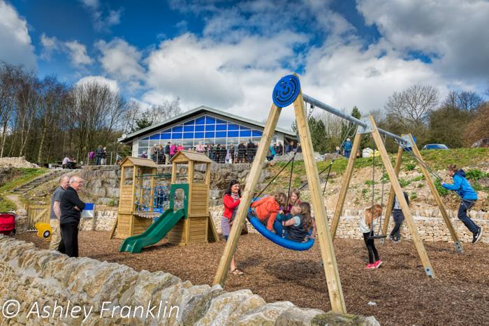 Image of our play area